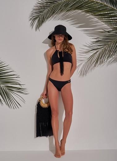 Morhipo Beach Toka Detaylı Bikini Siyah